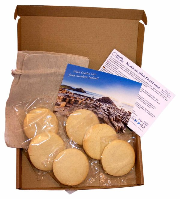Irish shortbread biscuits