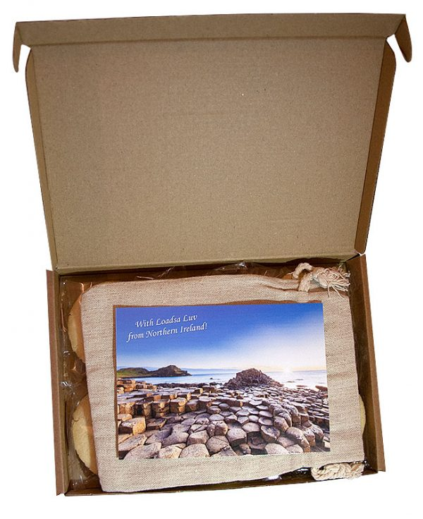 Northern Irish Shortbread Gift Box