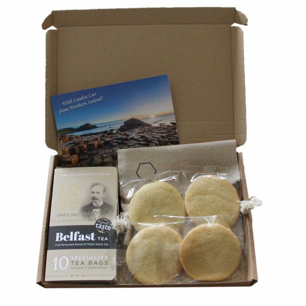 Tea and Biscuits from Northern Ireland