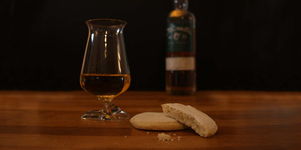 Irish Whiskey biscuits delivered through your letterbox